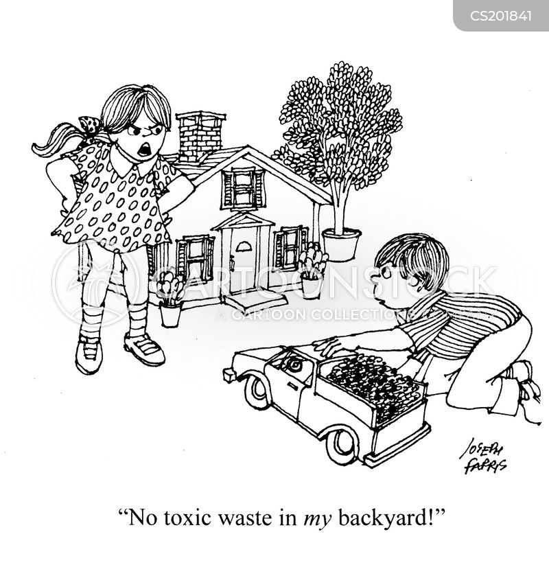 wastage cartoon