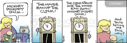 childish story cartoon