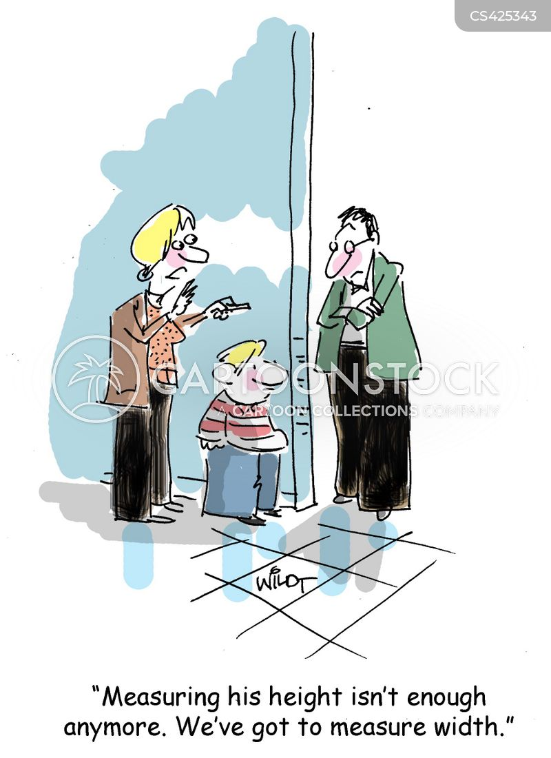 health living cartoon