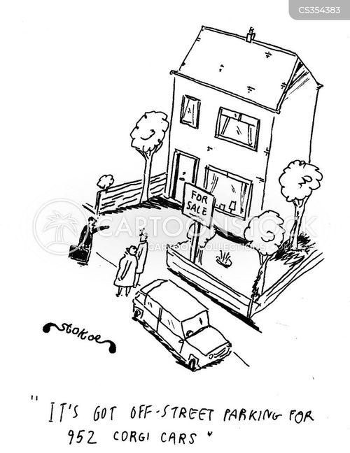 big driveway cartoons and comics