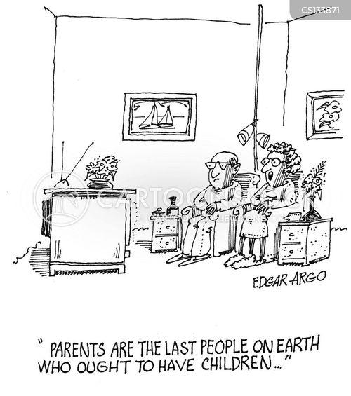 last people on earth cartoon