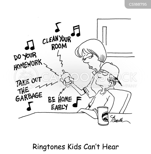 ringtones cartoon