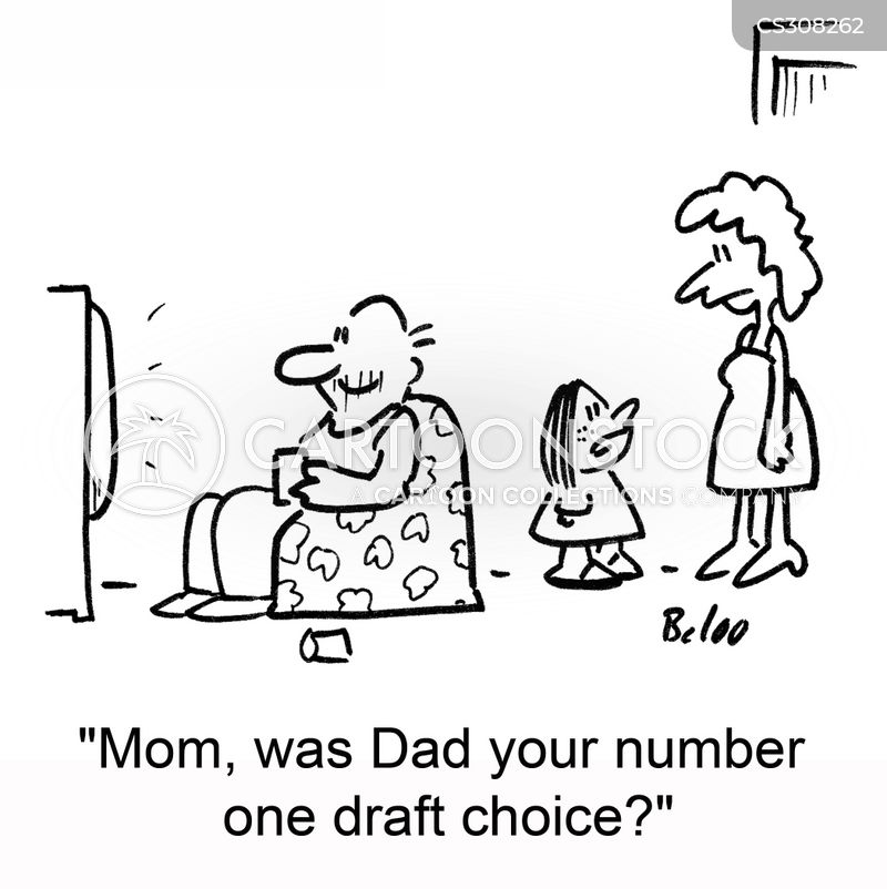 first choices cartoon
