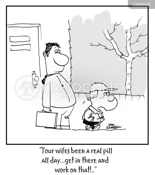 insolent cartoon