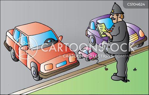 model cars cartoon