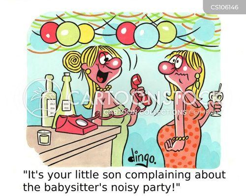 responsible adults cartoon