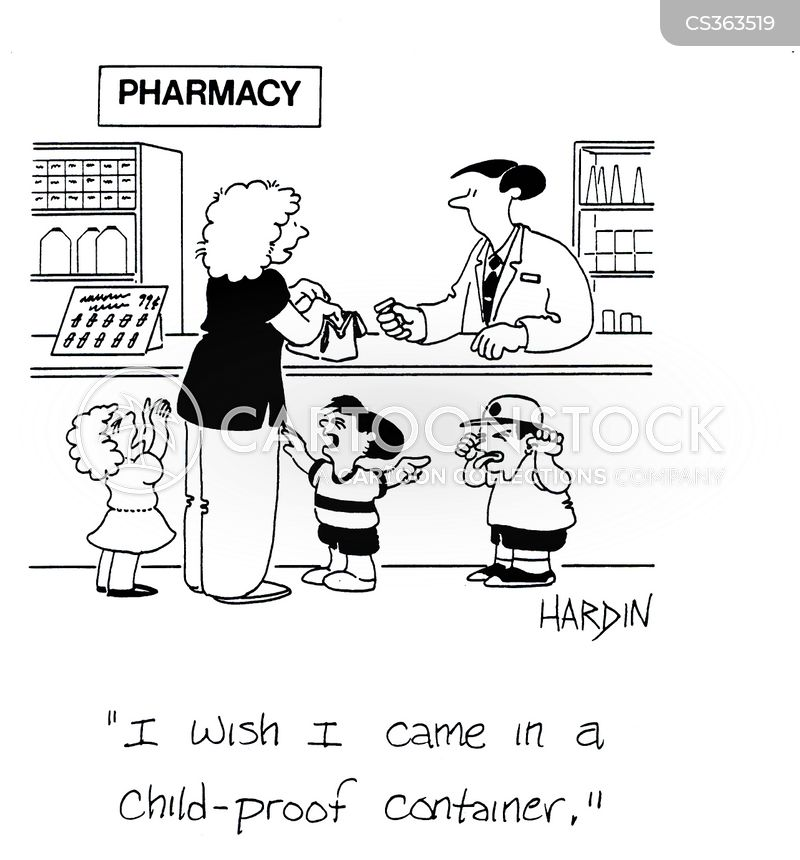 dispensary cartoon