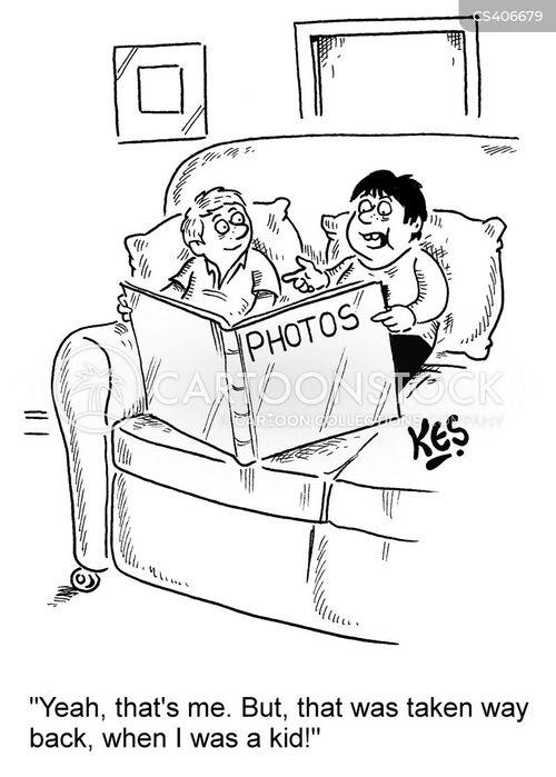 baby photos cartoon