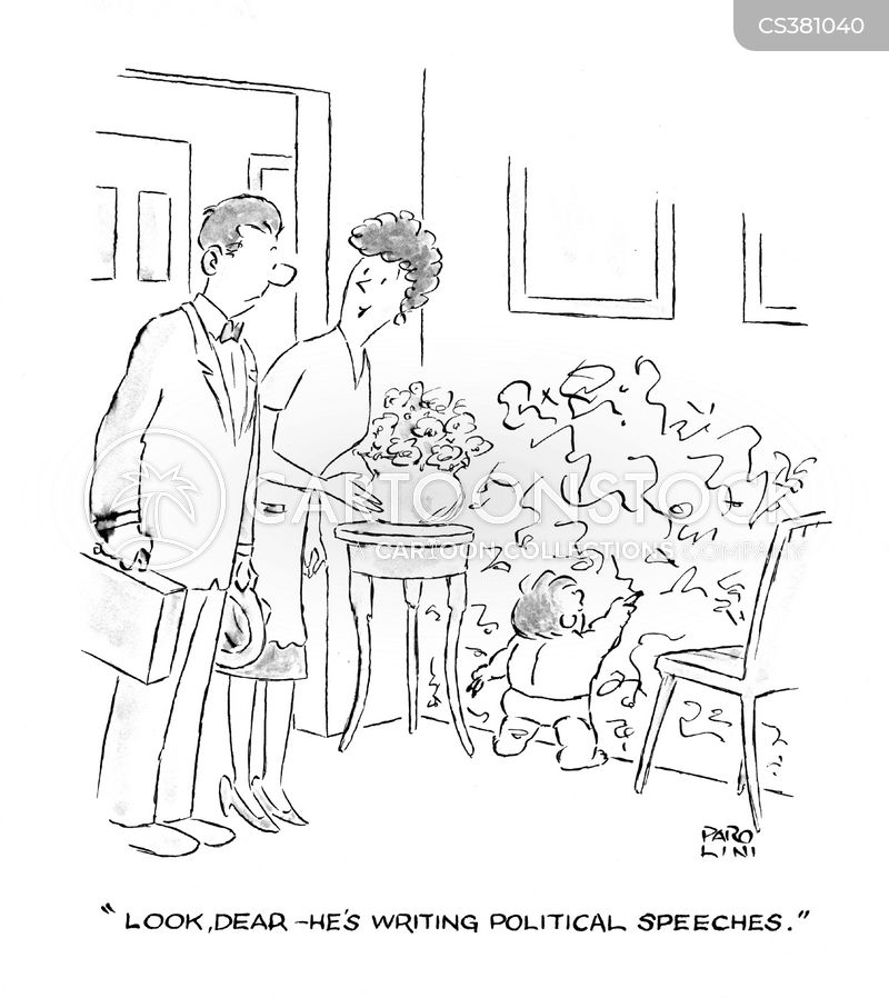 doting mother cartoon