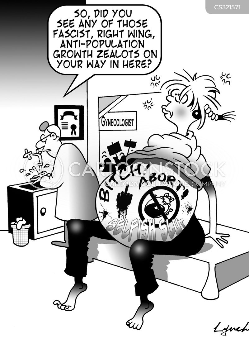 facist cartoon