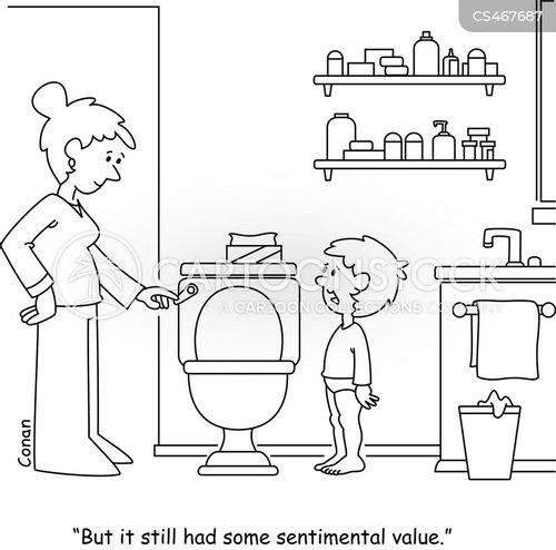 sentimental value cartoon