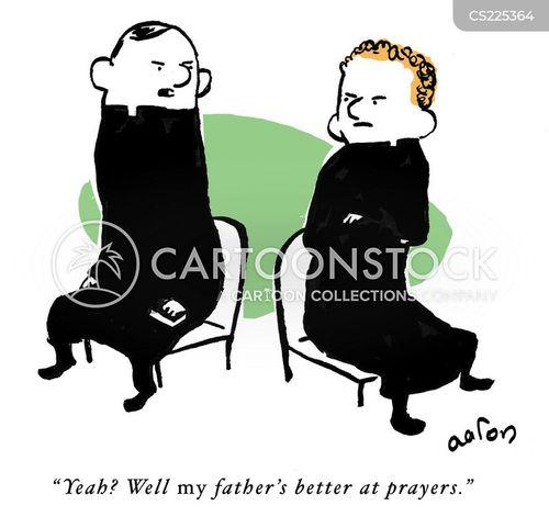 bible college cartoon
