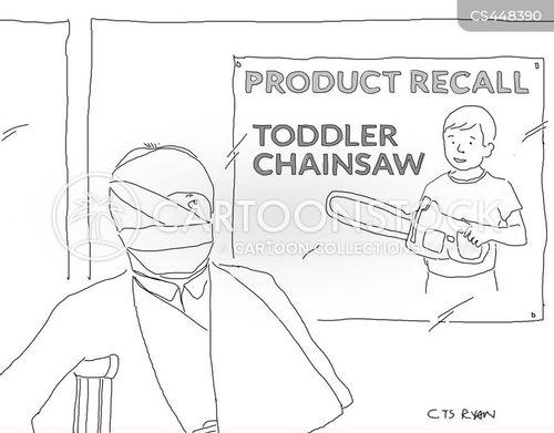 power tools cartoon