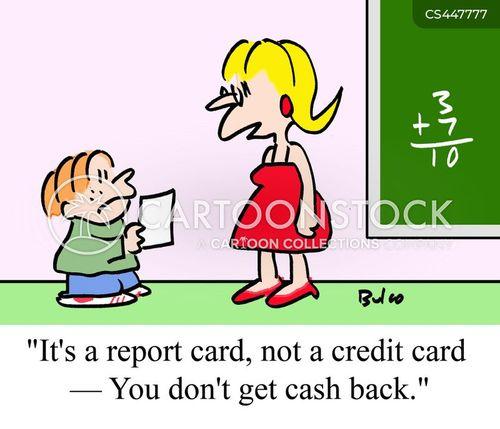 cash back cartoon