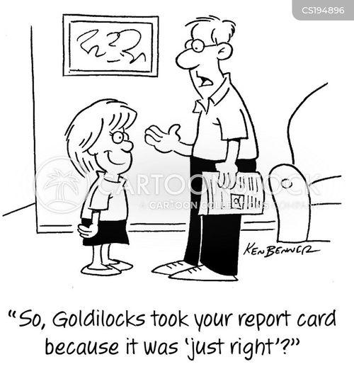 good grade cartoon