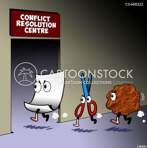 hand game cartoon