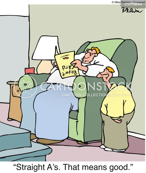 pass cartoon