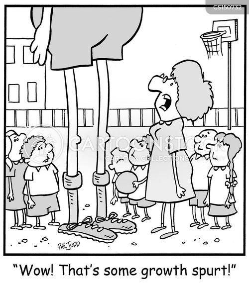 spurt cartoon