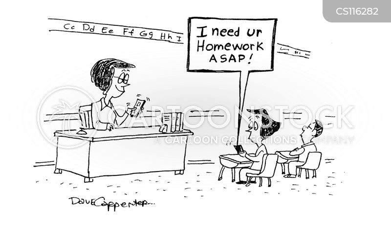 schooled cartoon