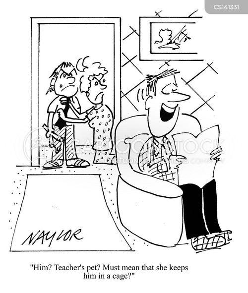 sling-shot cartoon