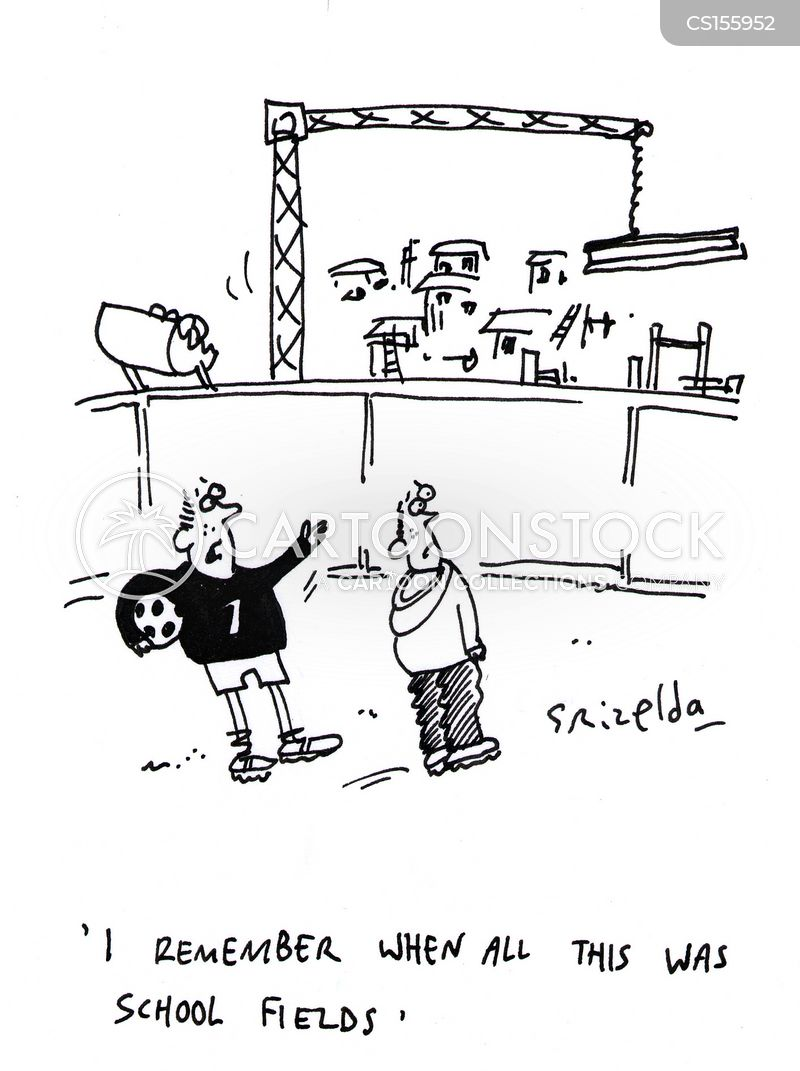 building works cartoon