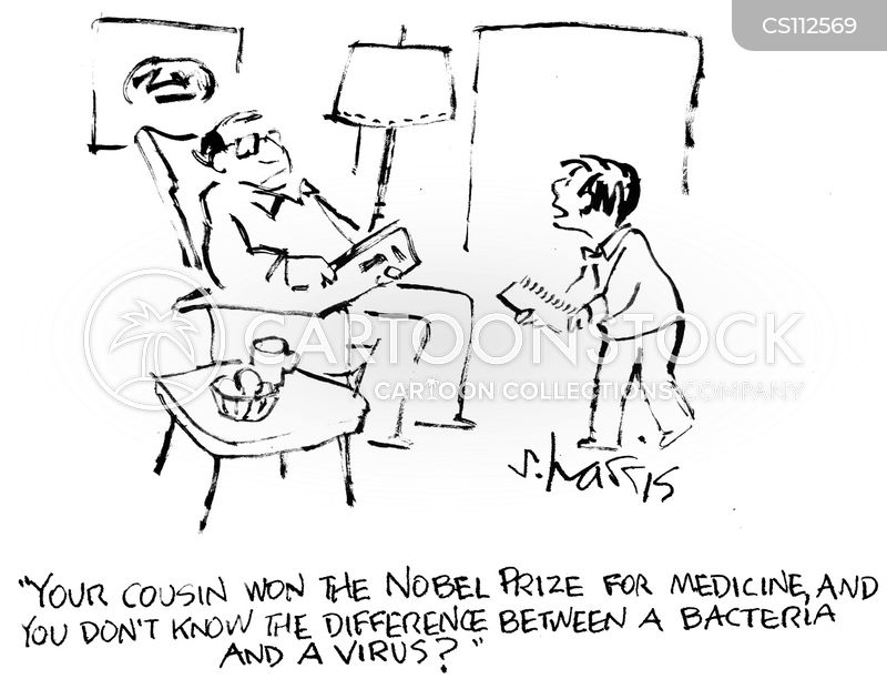 science projects cartoon