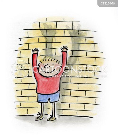 school yards cartoon