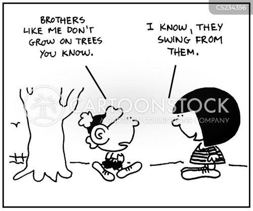 family-lives cartoon