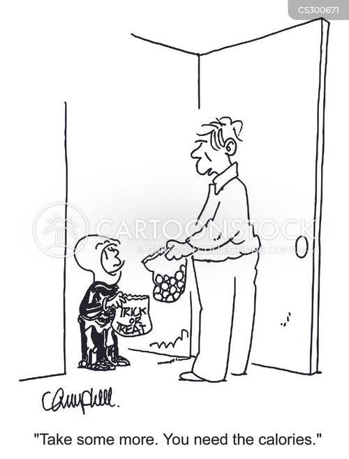 boney cartoon