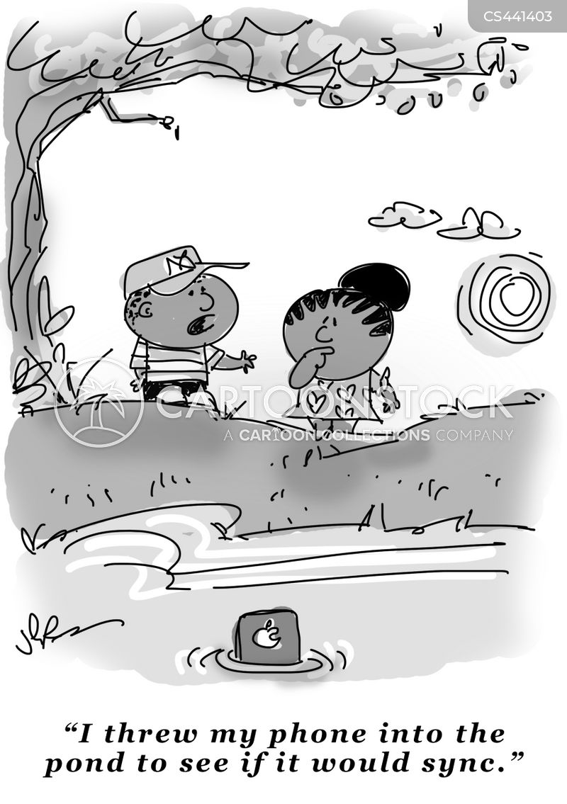 Waterproofing Cartoons and Comics - funny pictures from