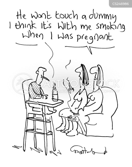 underage smoking cartoon