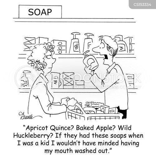 apricot cartoon