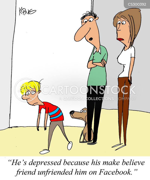 make belief cartoon