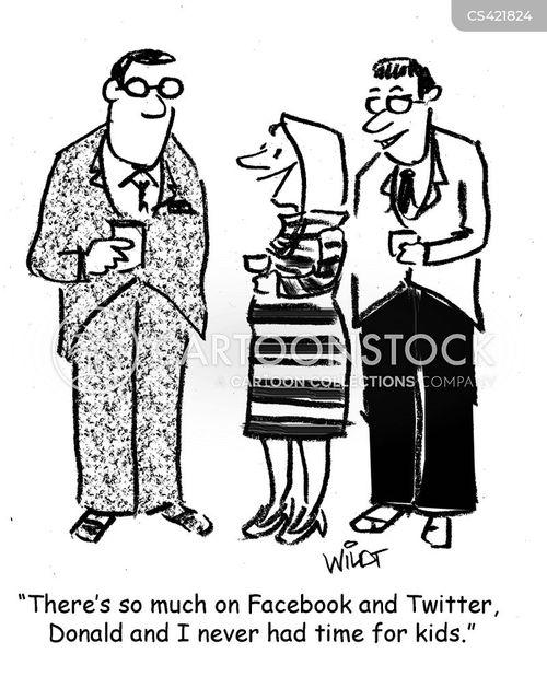 parenthoods cartoon