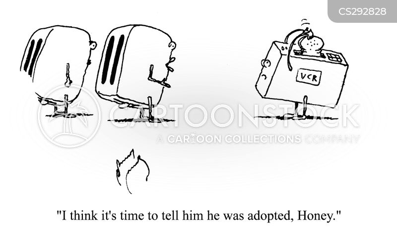 adopted sons cartoon