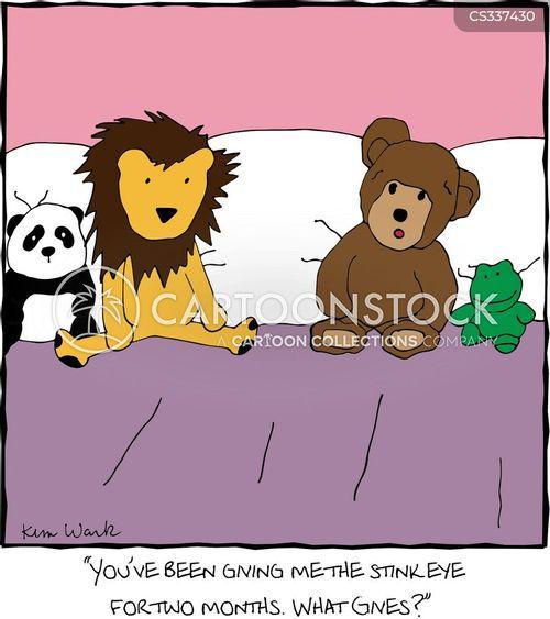 cuddly toys cartoon