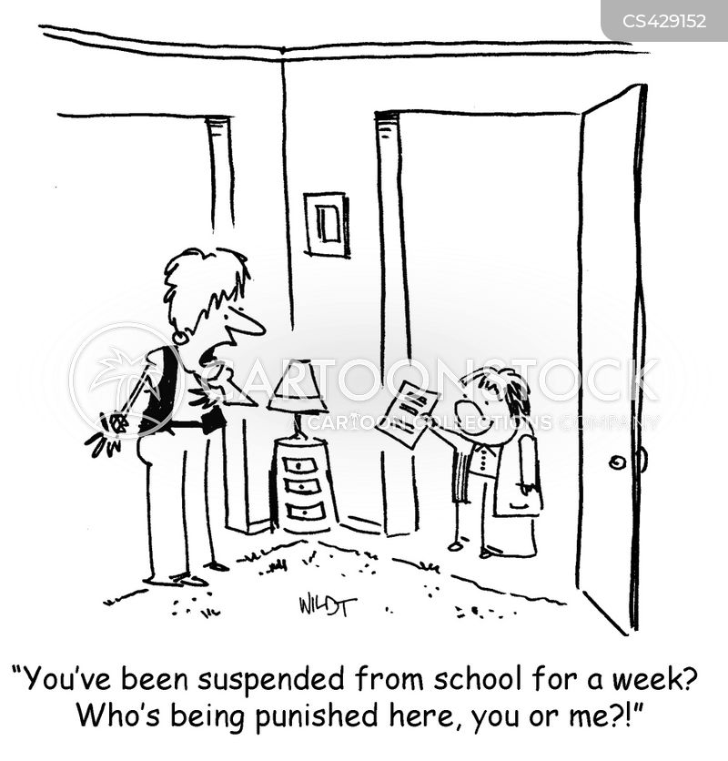 suspensions cartoon