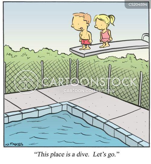 Cartoon Pools