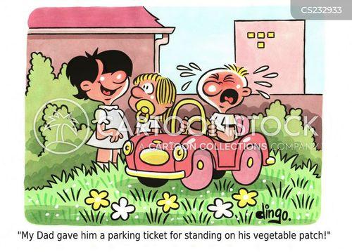 toy car cartoon