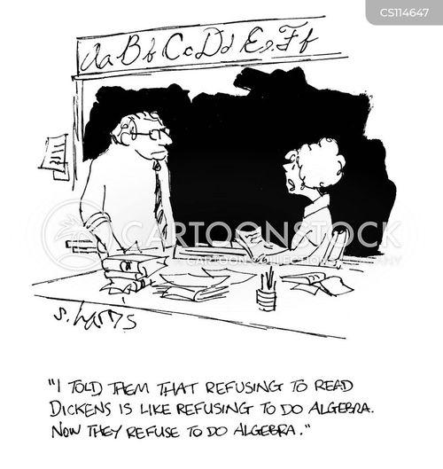 refusals cartoon