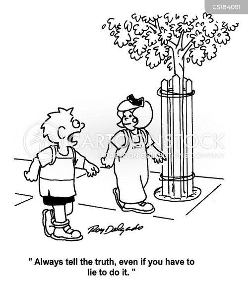 advises cartoon