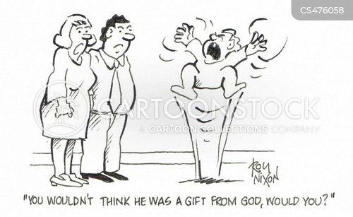 tantrum throwers cartoon