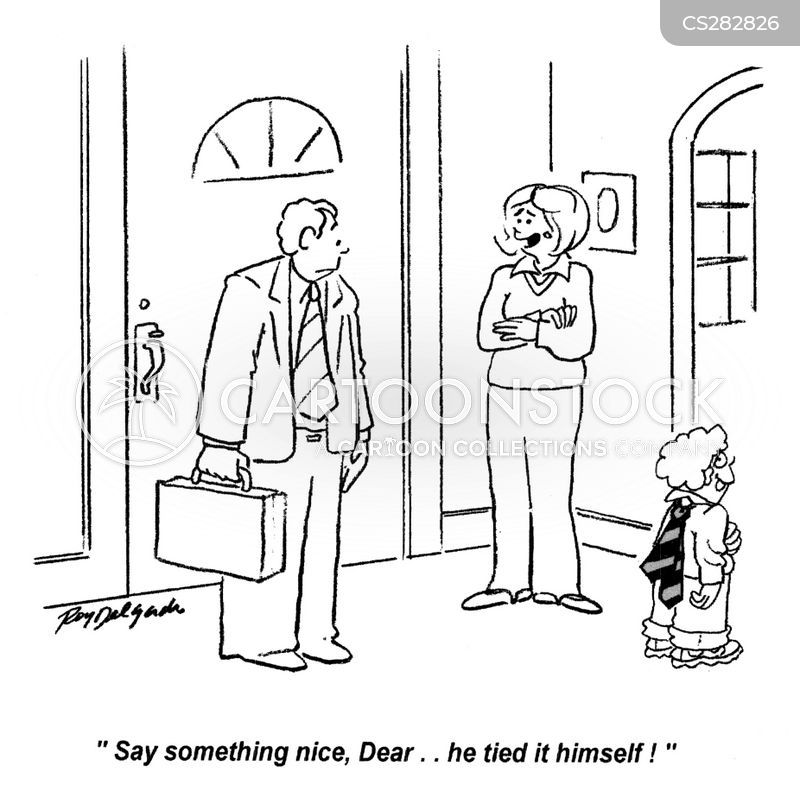 dresser cartoon