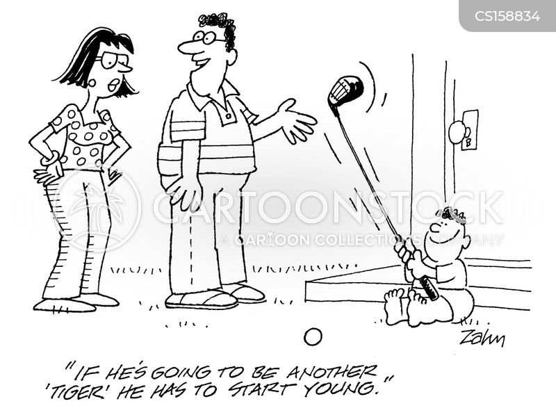 start young cartoon
