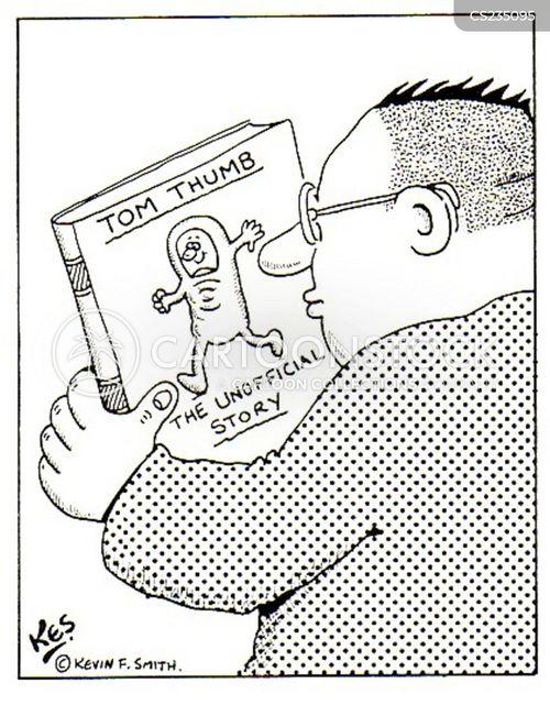 tom thumb cartoon