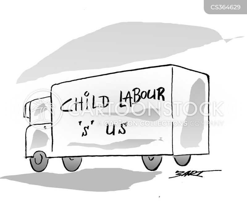 work shop cartoon