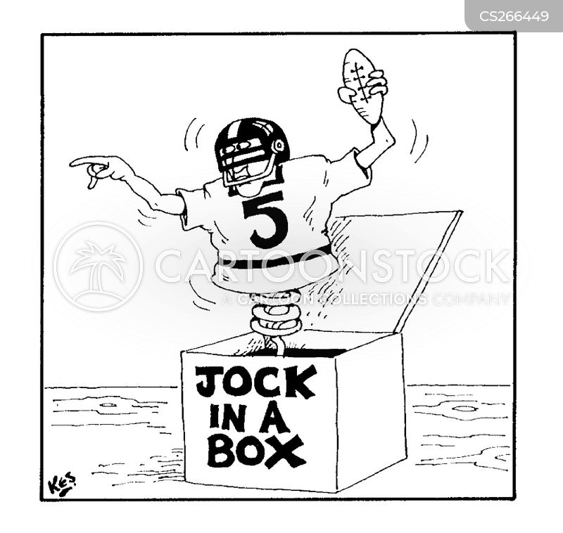jack in a boxes cartoon