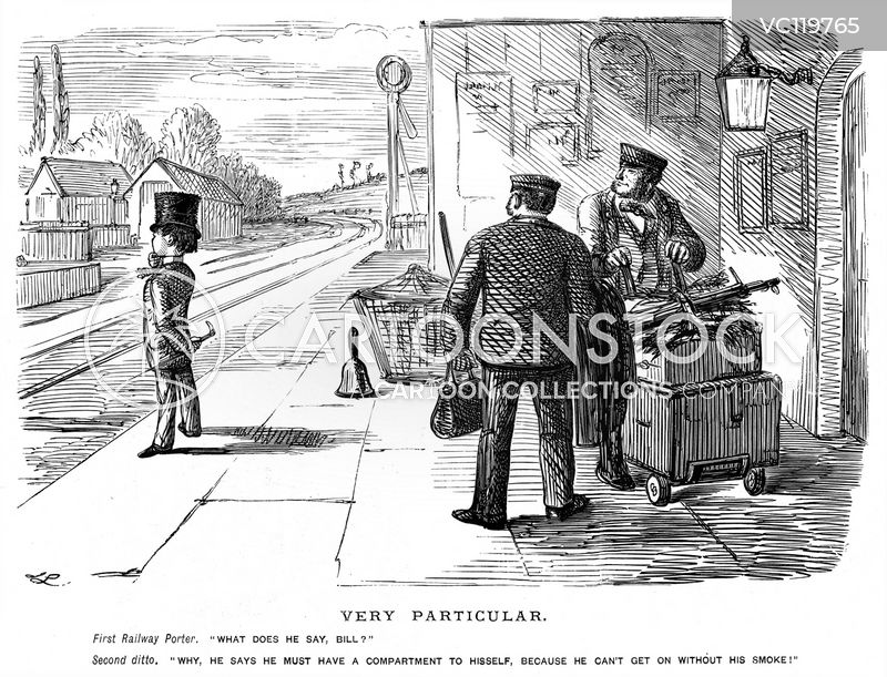 Railway Porter cartoons, Railway Porter cartoon, funny, Railway Porter picture, Railway Porter pictures, Railway Porter image, Railway Porter images, Railway Porter illustration, Railway Porter illustrations