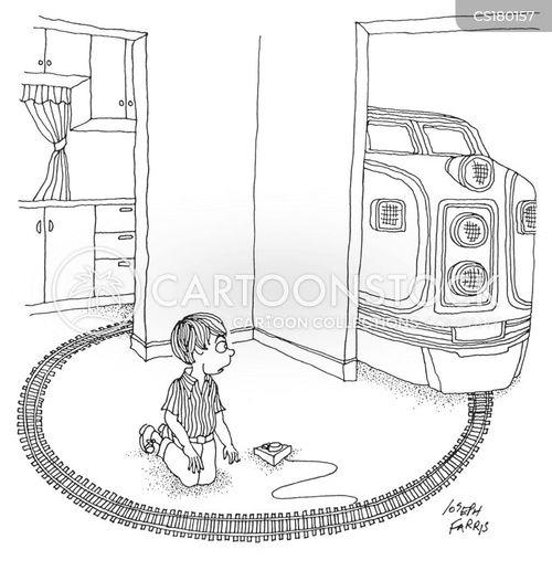 life size cartoon