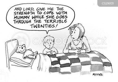 twenties cartoon